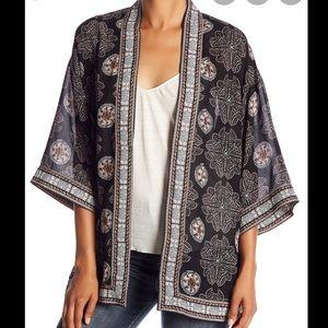 NWT Max Studio (msrp: $88) plus Asian Insp Kimono
